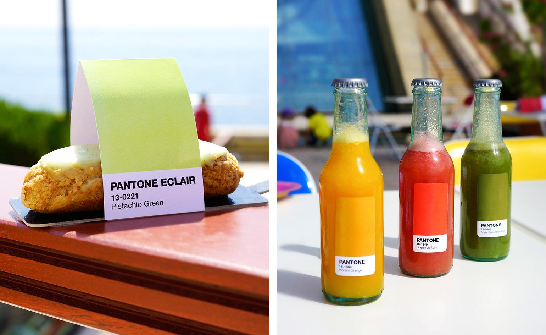 Sedia Pantone Rosa : Попробуй цвет на вкус pantone cafe Триумф Медиа реклама в СПб